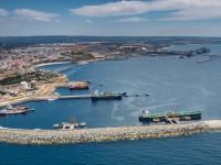 Portos nacionais com recorde de 88,9 milhões de toneladas