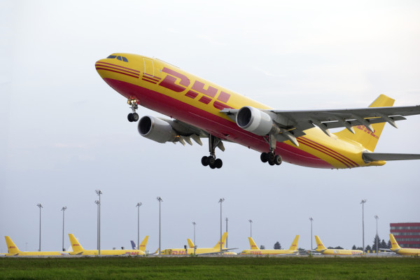 DHL Express e Vasp parceiras no envio de encomendas