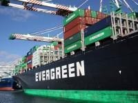 Evergreen encomenda oito navios de 11 000 TEU