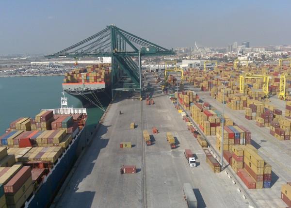 Greve nos portos espanhóis custará 50 milhões/dia