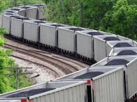 CFM voltam a transportar carvão da África do Sul