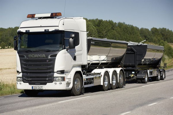 Scania HVO