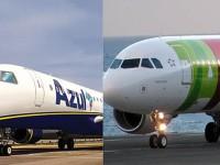 TAP e Azul reforçam parceria nos voos internacionais
