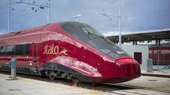 NTV - Italo - Alta Velocidade