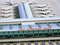 Novo aeroporto ligado a Luanda por comboio