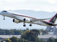 Jacto regional japonês realiza primeiro voo de teste