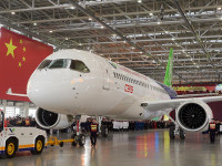 "China apresenta ""concorrente"" do A320 e do B737"