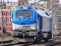 Comsa Rail passa a Captrain España