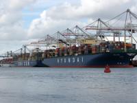 DP World reforça para 100% no terminal de Southampton