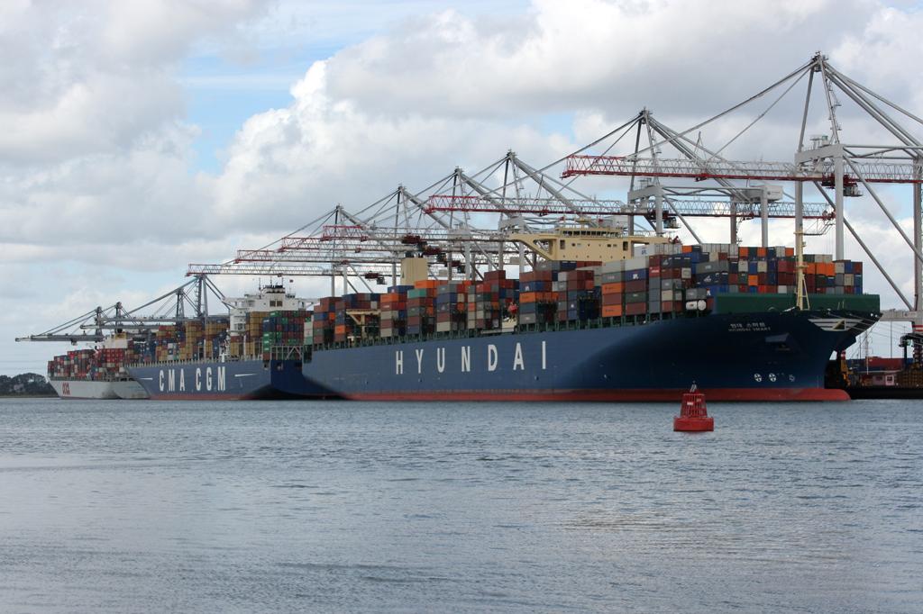 DP World Southampton