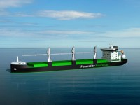 ESL Shipping encomenda os primeiros graneleiros a GNL do mundo