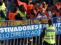 Greve em Lisboa prolongada até 21 de Janeiro