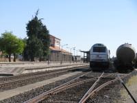 Electrificação do Salamanca-Fuentes de Oñoro avança