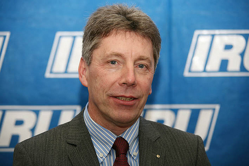 IRU - Presidente - Christian Labrot