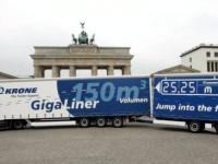 Alemanha permite circulação de mega-camiões