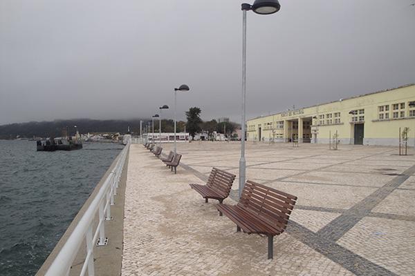PortodeSetúbal - Edifício do Cais 3