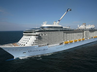 Royal Caribbean encomenda quinto navio da classe Quantum