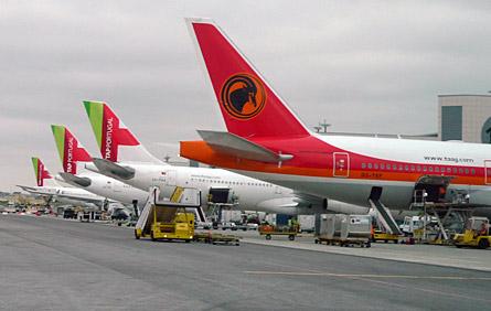 Angola é terceira no ranking das dívidas às companhias aéreas