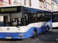 TUB investirá dez milhões em 36 autocarros