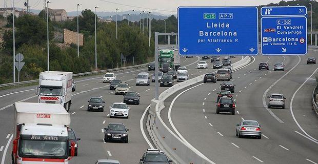 Espanha - auto-estradas