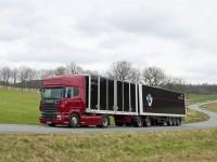 Podemos quer proibir mega-camiões em Espanha