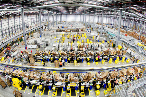03.09.12-New Amazon Fulfillment Centre, Boundary Way, Hemel Hempstead, HP2 7LF