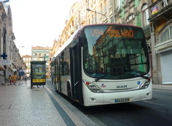Autocarros - Porto