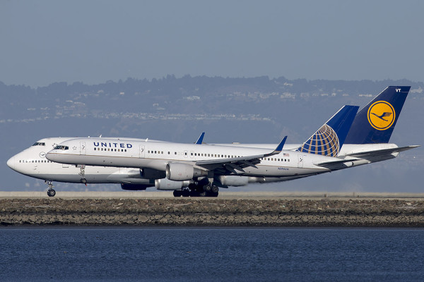 Lufthansa + United
