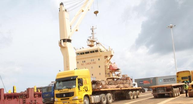 Porto de Cabinda