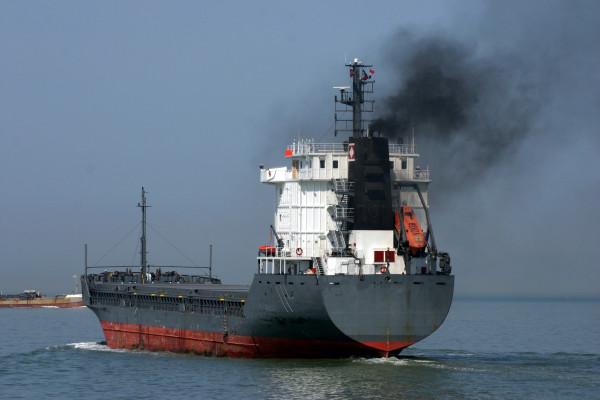 Navios - Poluição