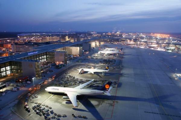 Aeroporto Frankfurt