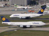 Boeing melhor que a Airbus até Outubro
