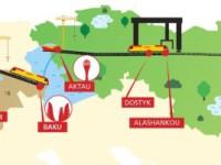 DHL lança corredor multimodal China-Turquia