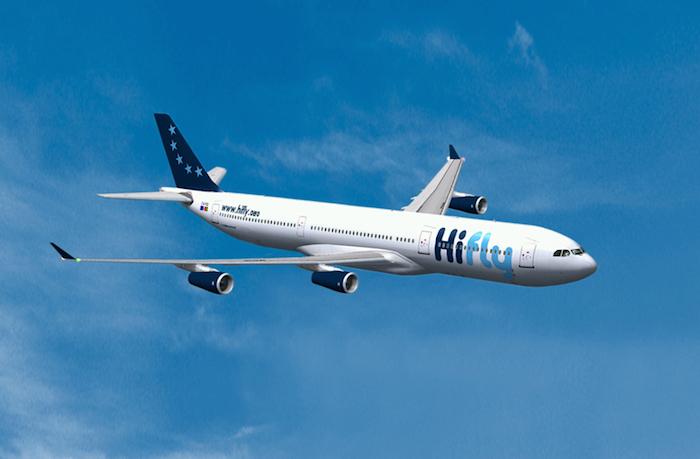 HiFly A340-300