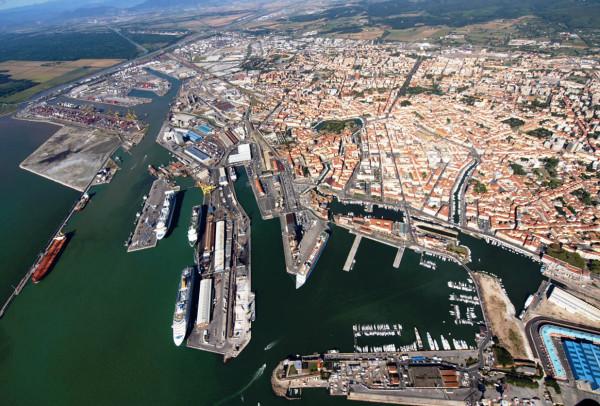 Pelo menos três portos italianos terão combustível com 0,5% de enxofre