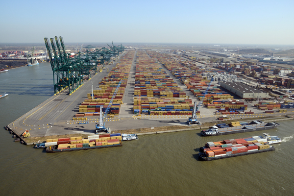Porto de Antuérpia - PSA