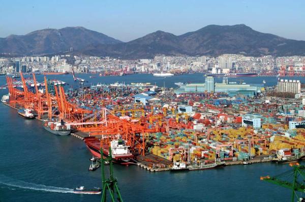 Porto de Busan