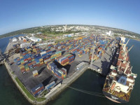 """Consórcio """"português"""" expande porto de Nacala"""