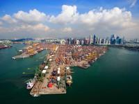 PSA Singapura vai testar comboios de camiões sem condutor