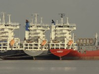 SeaIntel sugere parar mais de 10-15% da frota de porta-contentores