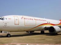Boeing lança reconversão dos B737-800 em cargueiros