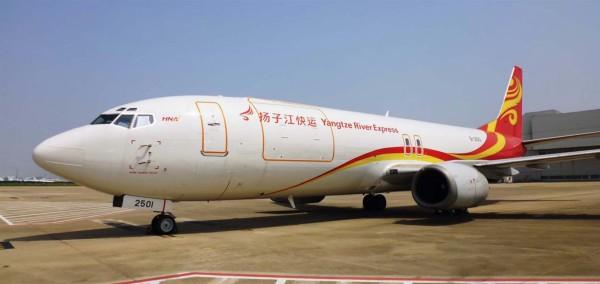 B737-800 cargueiro