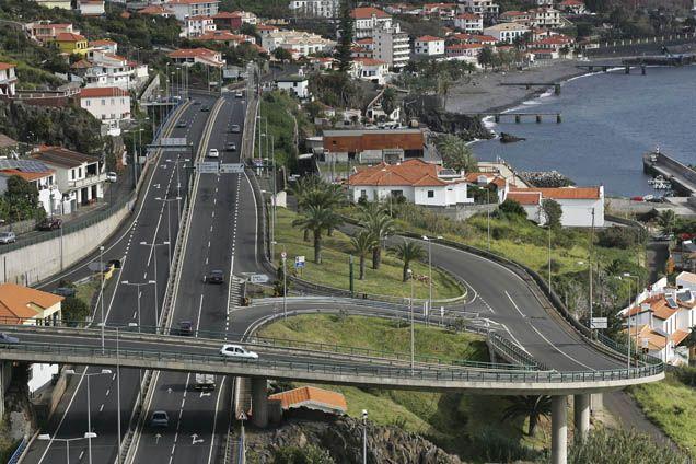 Madeira - PPP rodoviárias