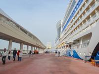 Indústria de cruzeiros prevê atingir 24 milhões de passageiros