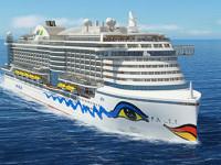 Carnival encomenda terceiro navio a GNL para a AIDA Cruises