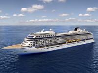 Viking Ocean Cruises recebeu segundo navio