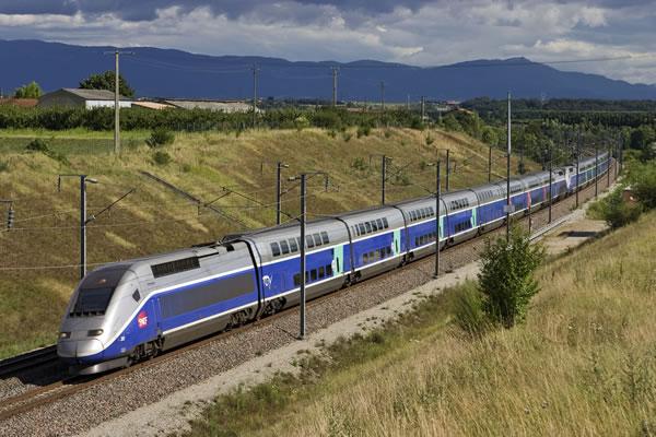 Alta Velocidade  TGV