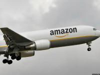 Amazon poderá ter dez aviões cargueiros na Europa