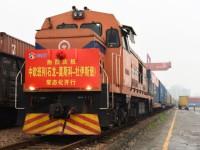 China lança comboio semanal entre Cantão e a Alemanha