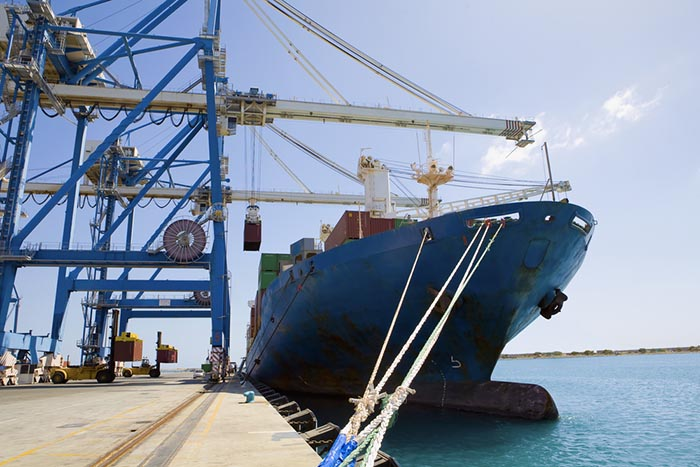Chipre - Porto de Limassol
